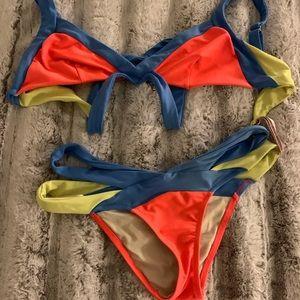 Mazzy bikini bottom size 3 by Agent Provocateur